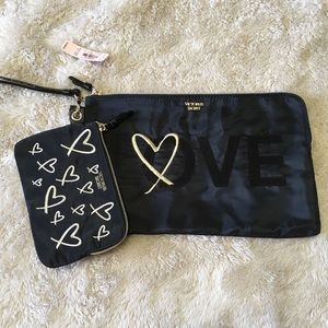 Victoria's Secret Pouches